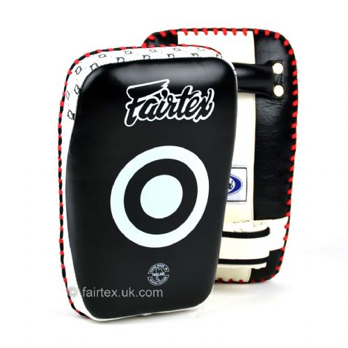 Fairtex KPLC1 Small Curved Thai Kick Pads